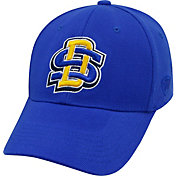 Top of the World Men's South Dakota State Jackrabbits Blue Premium Collection M-Fit Hat