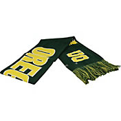 Top of the World Women's Oregon Ducks Green/Yellow Polar Vortex Scarf