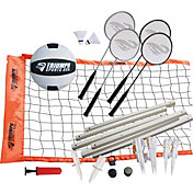 Triumph Advanced Volleyball / Badminton Combo Set