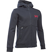 Under Armour Boys' UA Storm Dobson Softshell Jacket