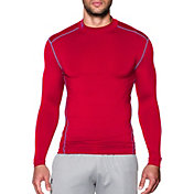 Under Armour Men's ColdGear Armour Compression Mock Neck Long Sleeve Shirt