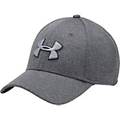 Under Armour Men's Heathered Blitzing Running Hat