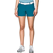 Under Armour Women's Links Shorty Golf Shorts