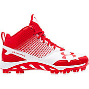 Under Armour Men's Spine Heater Mid TPU Baseball Cleats