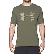 Under Armour Men's Freedom Big Flag Logo T-Shirt