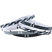 Under Armour Women's Graphic Mini Headbands – 6 Pack