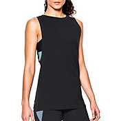 Under Armour Women's Studio Sleeveless Tank Top