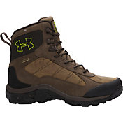 Under Armour Men's Wall Hanger Leather GORE-TEX Field Hunting Boots