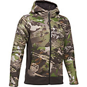 Under Armour Youth Stealth Fleece Hunting Jacket
