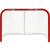 "USA Hockey 52"" Heavy Duty Hockey Net w/ 2"" Piping"