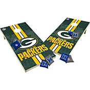 Wild Sports 2' x 4'  Green Bay Packers Tailgate Bean Bag Toss Shields