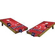 Wild Sports 2' x 4'  Boston Red Sox Tailgate Bean Bag Toss Shields