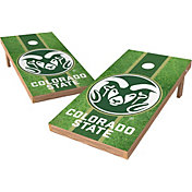 Wild Sports 2' x 4' Colorado State Rams XL Tailgate Bean Bag Toss Shields