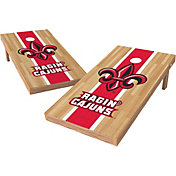 Wild Sports 2' x 4' Louisiana Ragin' Cajuns XL Tailgate Bean Bag Toss Shields