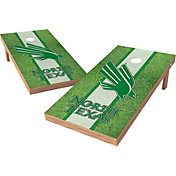 Wild Sports 2' x 4' North Texas Mean Green XL Tailgate Bean Bag Toss Shields
