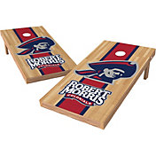 Wild Sports 2' x 4' Robert Morris Colonials XL Tailgate Bean Bag Toss Shields