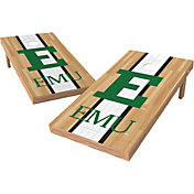 Wild Sports 2' x 4' Eastern Michigan Eagles XL Tailgate Bean Bag Toss Shields