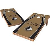 Wild Sports 2' x 4' Wofford Terriers XL Tailgate Bean Bag Toss Shields
