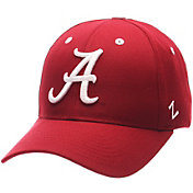 Zephyr Men's Alabama Crimson Tide Crimson Competitor Adjustable Hat