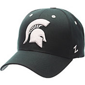 Zephyr Men's Michigan State Spartans Green Competitor Adjustable Hat
