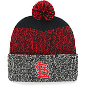 '47 Men's St. Louis Cardinals Static Navy Knit Hat