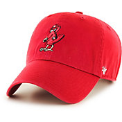 '47 Men's St. Louis Cardinals Clean Up Red Adjustable Hat