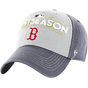 '47 Men's Boston Red Sox 2017 MLB Postseason Locker Room Adjustable Hat