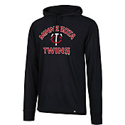 '47 Men's Minnesota Twins Splitter Pullover Hoodie