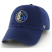 '47 Men's Dallas Mavericks Royal Clean Up Adjustable Hat