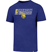 "'47 Men's Golden State Warriors ""Strength In Numbers"" Royal T-Shirt"