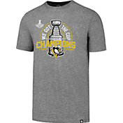 '47 Men's 2017 NHL Stanley Cup Champions Pittsburgh Penguins Club T-Shirt