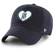 '47 Women's Seattle Mariners Courtney Clean Up Adjustable Hat