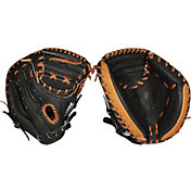 adidas 31.5' Youth Triple Stripe Series Catcher's Mitt 2018