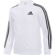 adidas Girls' Tricot Bomber Jacket