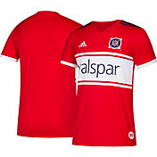 adidas Men's Chicago Fire Primary Replica Jersey