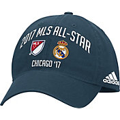 adidas Men's 2017 MLS All-Star Game Dueling Adjustable Slouch Navy Hat