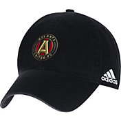 adidas Men's Atlanta United Black Adjustable Slouch Hat