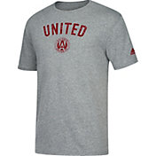 adidas Men's Atlanta United City Worn Heather Grey T-Shirt