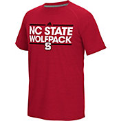 adidas Men's NC State Wolfpack Red Dassler Performance T-Shirt