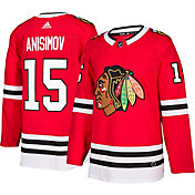 adidas Men's Chicago Blackhawks Artem Anisimov #15 Authentic Pro Home Jersey