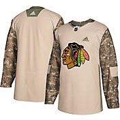 adidas Men's Chicago Blackhawks Camo Authentic Pro Jersey