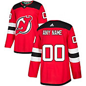 adidas Men's Custom New Jersey Devils Authentic Pro Home Jersey