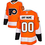 adidas Men's Custom Philadelphia Flyers Authentic Pro Home Jersey