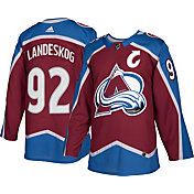 adidas Men's Colorado Avalanche Gabriel Landeskog #92 Authentic Pro Home Jersey