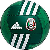 adidas Mexico Supporters Soccer Ball