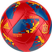 adidas 2018 FIFA World Cup Russia Spain Supporters Glider Soccer Ball