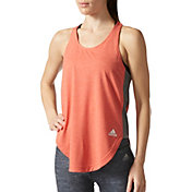 adidas Women's Short Side Tank Top
