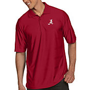 Antigua Men's Alabama Crimson Tide Crimson Illusion Polo