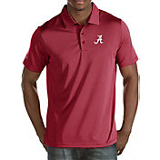 Antigua Men's Alabama Crimson Tide Crimson Quest Polo