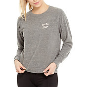 good hYOUman Women's Roselynn Best Day Ever Pullover
